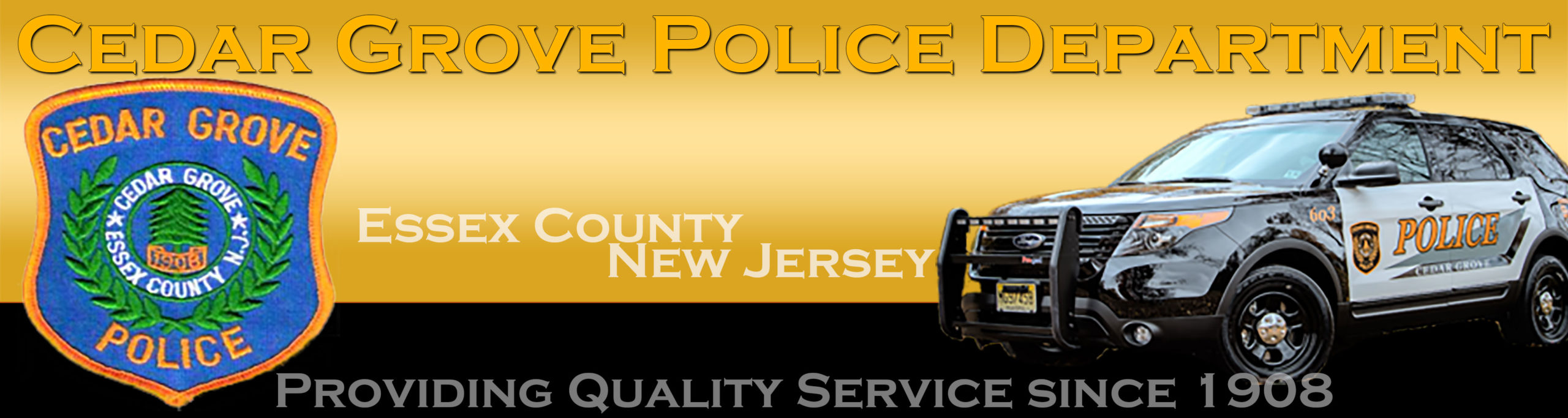 Cedar Grove Police Department